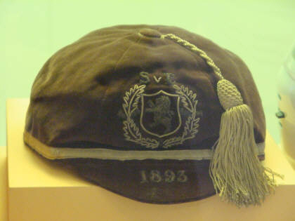 scotland football cap picture photograph