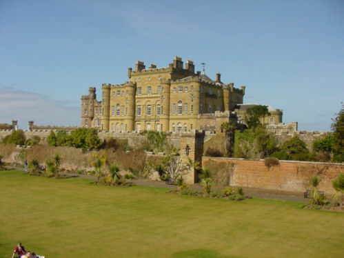 culzean castle photographs pictures