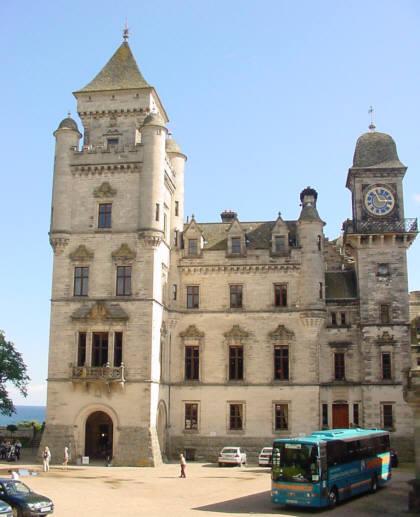 dunrobin castle photograph picture