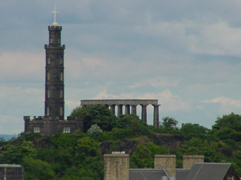 edinburgh folly photograph picture