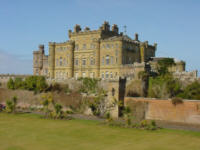 culzean castle picture review photographs