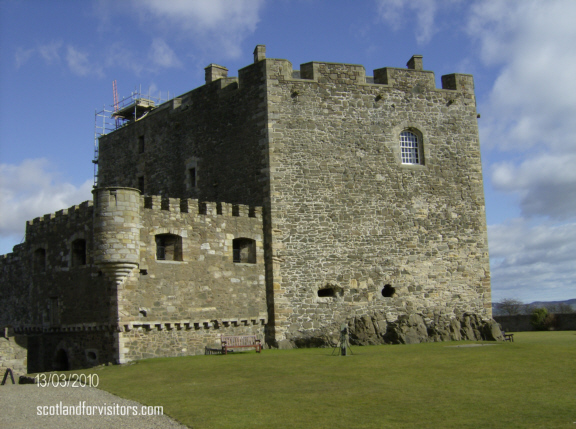 blackness castle pictures photographs