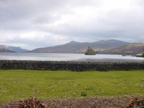 loch katrine picture photograph trossachs scotland