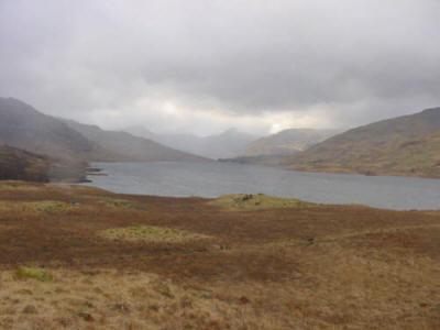 inversnaid picture photograph scotland