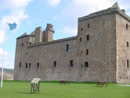 linlithgow palace photographs pictures