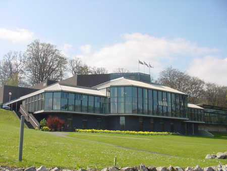 pitlochry festival theatre picture photograph