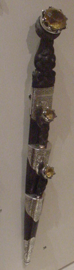 skean dhu ceremonial knife scotland picture photograph
