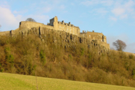 stirling castle picture photograph