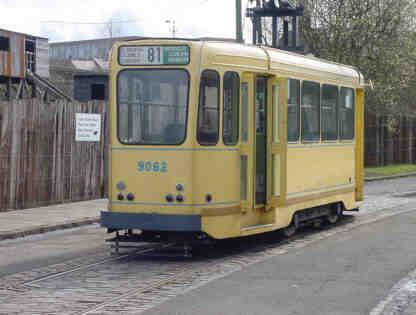scottish tram picture photograph