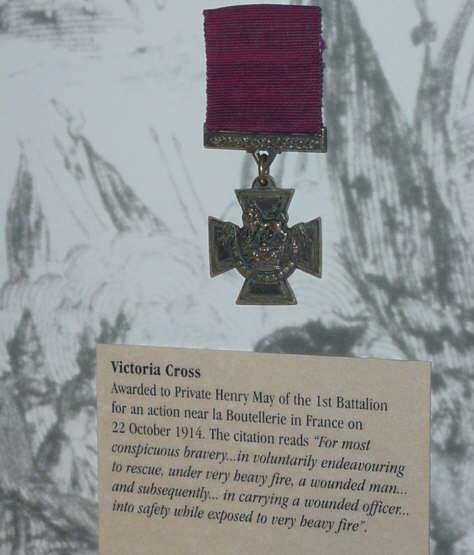 victoria cross photograph picture