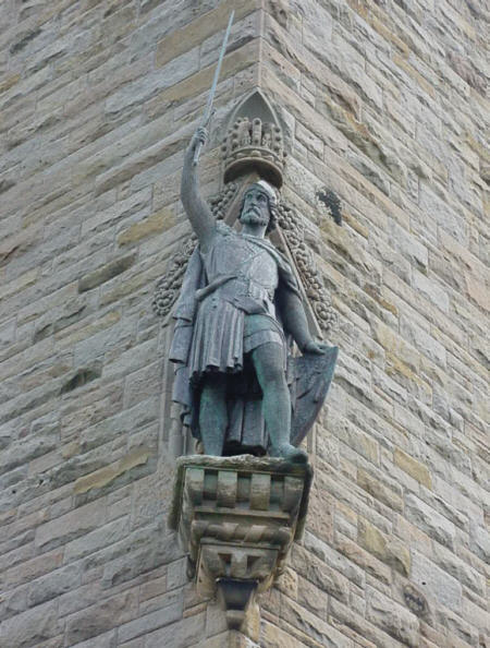 Wallace Monument Photograph